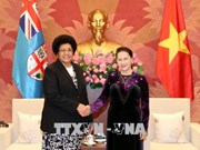 NA Chairwoman welcomes Fijian counterpart
