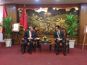 Kagoshima prefecture's firms wish to invest in Vietnam