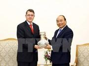 Prime Minister receives new Austrian Ambassador