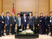 APPF-26: Vice NA Chairman receives RoK parliamentary delegation