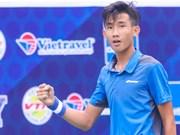 Vietnam's tennis teenager enters third round of Copa Del Café