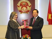 Vietnam, Google share wish for stronger cooperation