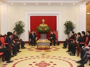 Vietnam, Japan bolster parliamentary cooperation