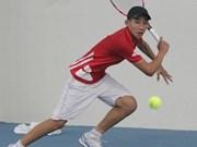 Vietnam's teenager falls in third round of Copa Del Café