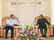 Adjutant General of Oregon National Guard welcomed in Hanoi