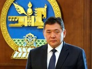 Mongolian Parliament Chairman begins official visit to Vietnam