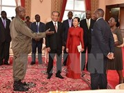 Vietnamese Ambassador to Uganda presents credentials