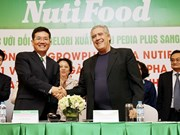 US door opens for Vietnam powder milk