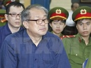 30-year imprisonment sentence proposed for Pham Cong Danh