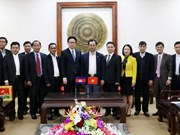 Cambodia hopes to send more students to Thai Nguyen