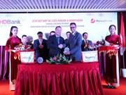 HDBank signs MoneyGram deal for money transfer