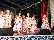 Russian folk dance ensemble to perform in Hue Festival 2018
