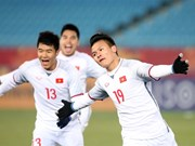 Miracle as Vietnam march on to Asian U23 Championship final
