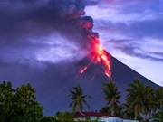 Philippines: Over 60,000 evacuate due to Mayon volcano's eruption