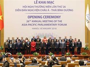 APPF in forefront of fostering sustainable development goals