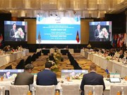 Asia-Pacific parliaments backs regional economic-trade cooperation