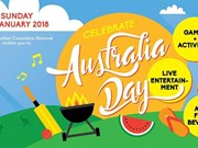 Australia Day community event in HCM City