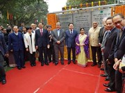 India-ASEAN friendship park inaugurated in New Delhi