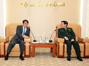 Vietnam, Japan deepen defence cooperative ties