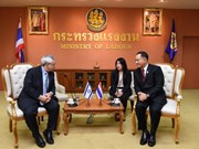 Thai farmers' employment in Israel discussed