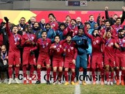 Qatar take bronze at AFC U23 Championship in China