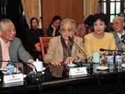 Paris Accords' 45th anniversary celebrated in Hanoi