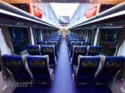 Telegraph lauds Vietnam's north-south express train