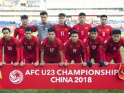 National U23 team get first-class Labour Order