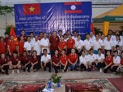 Exchange held to mark successful Vietnam-Laos friendship year