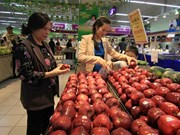 Slight rise in January's consumer price index in Hanoi
