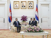 Vietnam, Cambodia to fortify security cooperation
