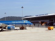 Phu Quoc airport's passenger throughput exceeds capacity