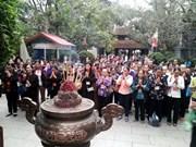 Hung Kings to be honoured in Phu Tho