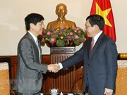 Japan's FM vows close cooperation to foster ties with Vietnam