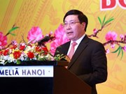 Deputy PM meets the press ahead of Lunar New Year