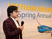 Vietnam Airlines in Hong Kong seeks international partnership