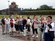 Thua Thien-Hue's tourism enjoys auspicious start