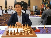 VN Grandmaster wins 8th match at Gibraltar Chess Festival