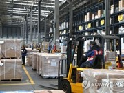 RoK's industrial output falls 0.2 pct in December