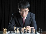 Vietnam's Grandmaster wins ninth match at Chess Festival