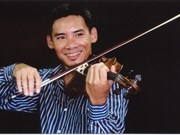 Violinist Nguyen Huu Nguyen returns to perform in Hanoi