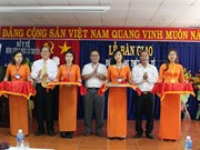 Japan gives medical equipment as aid for Ninh Thuan