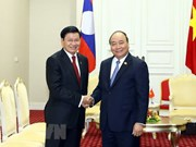 Governments to work out ways to reinforce Vietnam-Laos ties