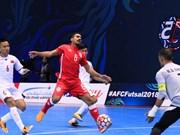 AFC Futsal Championship: Vietnam beat Bahrain 2-1