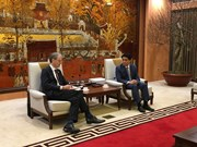 Hanoi calls for more Dutch support in smart city building