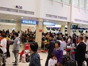 Passengers via Tan Son Nhat airport to rise 25 percent during Tet