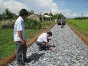 Tra Vinh: 6.2 mln USD to be spent on climate adaptation
