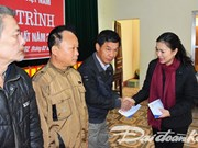 Programmes bring warm Tet to less fortunate people
