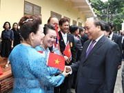 OVs honoured for contributions to Vietnam-Thailand friendship