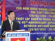 Get-together marks 45 years of Vietnam-Australia ties